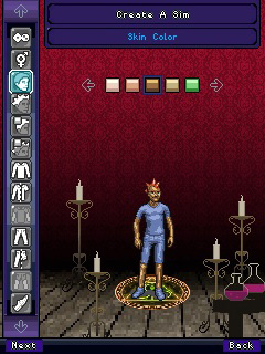 The Sims 3 Supernatural (EA Mobile Games) 2