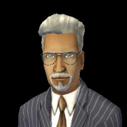 Bassânio Montez (The Sims 2)
