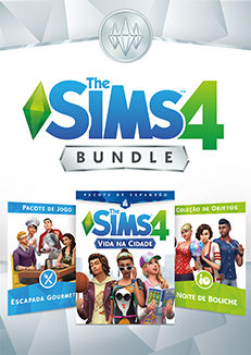 Capa The Sims 4 Bundle -3