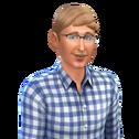 Godofredo Quero-Tudo-Que-É-Seu (The Sims 4)