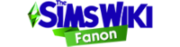 Logo The Sims Fanon Wiki