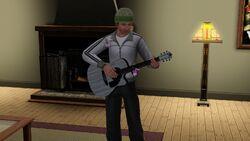 Violão Sims3