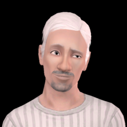 Amadeu Tanásia (The Sims 3)