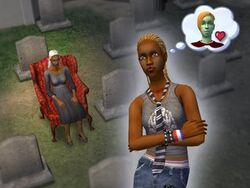 Família Espectro (The Sims 2)