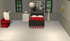 Quarto IKEA