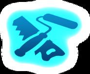 Ícone tela de carregamento lote vazio