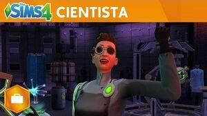 The Sims 4 Ao Trabalho Trailer Oficial do Gameplay de Cientista