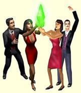 Caixão - The Sims e The Sims 2
