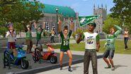 The Sims 3 Vida Universitária Conteúdo Origin