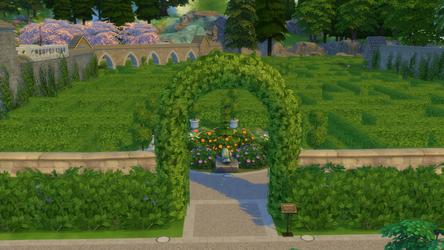 Labirinto - Entrada 2