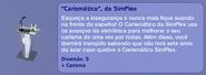 Carismático, da SimPlex (descrição)