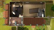 Casa da Lavanda, primeiro andar