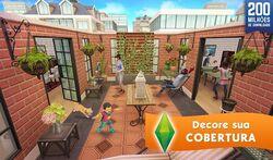 Cobertura (The Sims JogueGrátis)