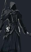Concept art Dona Morte (TS4)