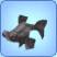 Peixe Dourado Preto