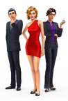 The Sims 4 Render 15
