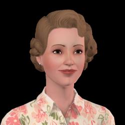 Andrômaca Tebas (The Sims 3)