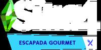 The Sims 4 - Escapada Gourmet (Logo)