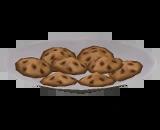 Biscoitos de Gotas de Chocolate