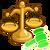 Carreira Advogado - Juiz (ícone)