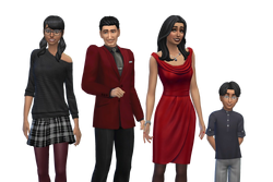 Família Caixão (TS4)