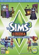 Packshot The Sims 3 Cinema