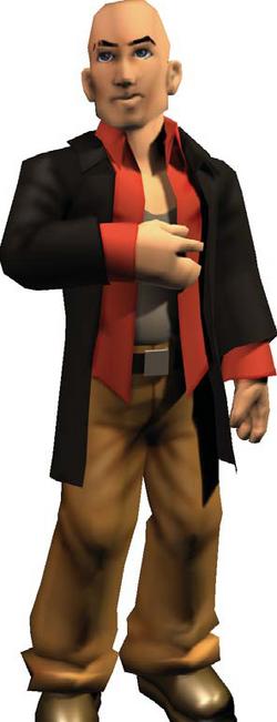 Luthor L. BigBucks (Urbz)