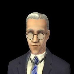 Simão Rugabaixa (The Sims 2)