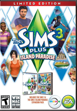 The Sims 3 Plus Ilha Paradisíaca