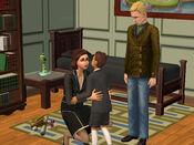 Família Cortês The Sims 2 (álbum de fotos) 2