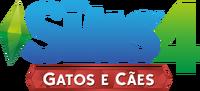 Logo The Sims 4 Gatos e Cães (Primeira Versão)