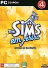 Capa The Sims Em Férias