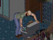 João Novato em The Sims (4)