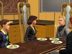 Família Cortês (The Sims 2)