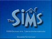 The Sims (Base) - Tela de Carregamento
