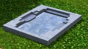 Banheira de Hidromassagem Rústica Moderna