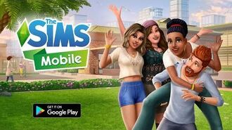The Sims Mobile Worldwide Launch ASP – English