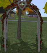 Arco de Casamento Trellisor modelo 2