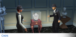 Carreira Criminoso - Chefe