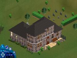 Mansão Caixão (The Sims 1)