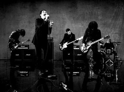 My Chemical Romance in I Don't Love You