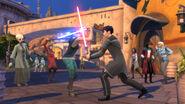 The Sims 4 Star Wars - Jornada para Batuu (Captura de tela 4)