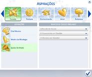 Aspiração Queijo Grelhado - The Sims 4