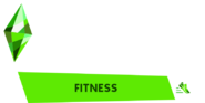 The Sims 4 - Fitness (Logo)