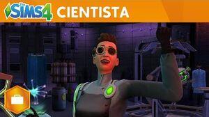 The Sims 4 Ao Trabalho Cientista Trailer Oficial