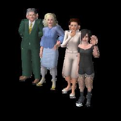 Família Cook