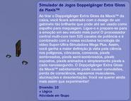 Simulador de Jogos Doppelgänger Extra Gloss da Maxis™ (descrição)