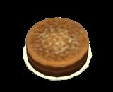 Bolo de Coco e Alfarroba sem Açúcar