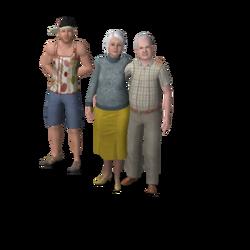 Família Clavell
