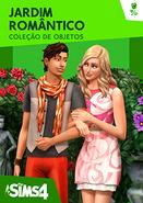 The Sims 4 Jardim Romântico Capa